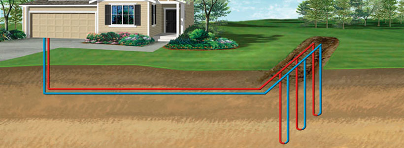 Geothermal installations in Lower Mainland and GVRD