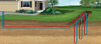 Geothermal installation and setup in greater Vancouver