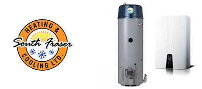 Hot Water Tanks and tankless heaters